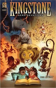 Kingstone Hero Devotions Volume 1 (Comic Book)