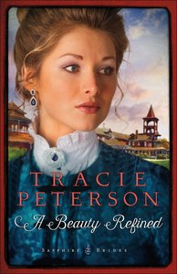 A Beauty Refined (Large Print) (#02 in Sapphire Brides Series)