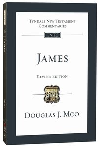 James (Tyndale New Testament Commentary Re-issued/revised Series)