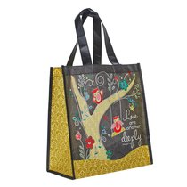 Non-Woven Totebag: Love One Another Deeply