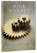 Gods Power to Change Your Life (Living With Purpose Series)