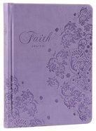 Journal: Faith Journal Lilac