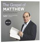 NIV Gospel of Matthew MP3 Audio (Ready By David Suchet)