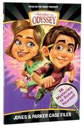 Jones & Parker Case Files (Adventures In Odyssey Flashbacks Series)