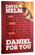 Daniel For You (Gods Word For You Series)