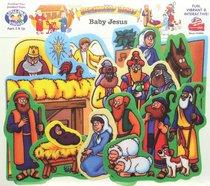 Baby Jesus (Beginners Bible In Felt Series)