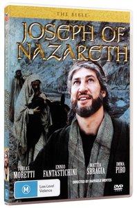 Joseph of Nazareth (Time Life Bible Stories Dvd Series)