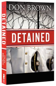 Detained (#01 in Navy Jag Series)