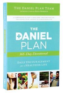 The Daniel Plan 365 Devotional