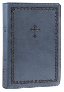 NIV Thinline Bible Compact Slate Blue