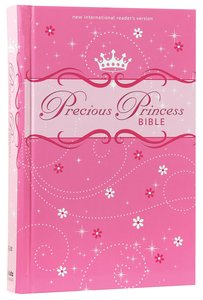 NIRV Precious Princess Bible Pink