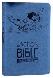 ESV Action Study Bible Blue