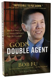 Gods Double Agent (Unabridged, 9 Cds)