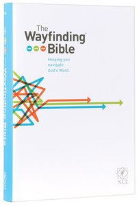 NLT Wayfinding Bible (Black Letter Edition)