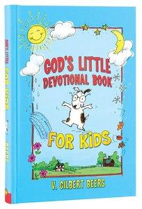 Gods Little Devotional Book For Kids