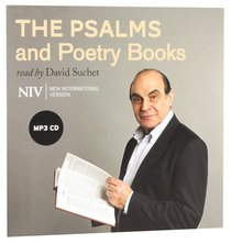 NIV Holy Bible: The Psalms and Poetry Books on MP3 (Read By David Suchet)