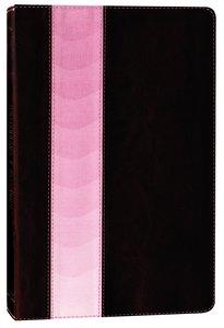 Message Slimline Edition Brown/Pink (Black Letter Edition)