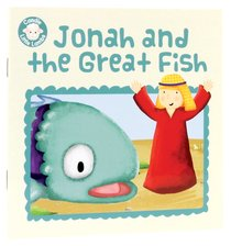 Jonah and the Great Fish (Candle Little Lamb Series)