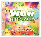 Wow Hits 2016 Double CD