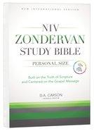 NIV Zondervan Study Bible Personal (Full Colour)