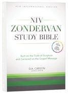 NIV Zondervan Study Bible (Full Colour)