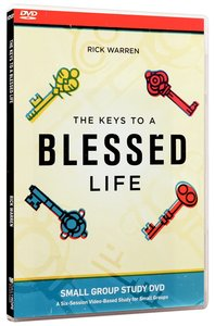 The Keys to a Blessed Life (Dvd Study)