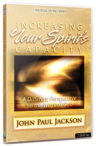 Increasing Your Spirits Capacity (2 Dvds)