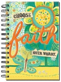Spiral Journal: Choose Faith Over Worry
