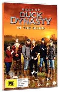 In the Blind: The Best of Duck Dynasty (2 Dvd Set)
