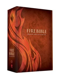 MEV Fire Bible (Red Letter Edition)