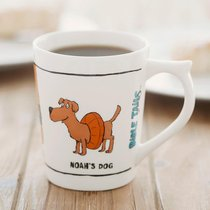 Classic Mug: Bible Tails Famous Dogs