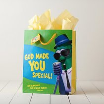 Gift Bag Large: Veggie Tales - Special