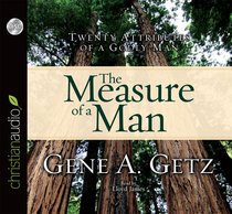The Measure of a Man (6 Cds Unabridged)