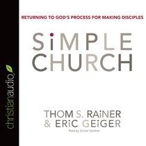 Simple Church (6 Cds Unabridged)