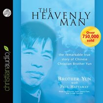 The Heavenly Man (Mp3 Unabridged)