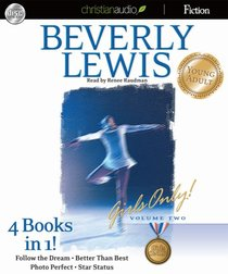 Books 5-8 (Unabridged, 8 CDS) (#02 in Girls Only Audio Series)