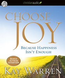 Choose Joy (Unabridged, 5 Cds)