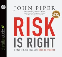 Risk is Right (Unabridged, 2cds)