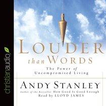 Louder Than Words (Unabridged, 5 Cds)