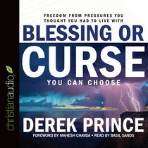 Blessing Or Curse (Unabridged, 8 Cds)