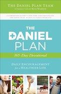 The Daniel Plan 365 Day Devotional