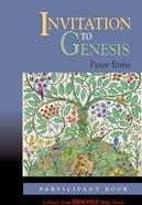 Invitation to Genesis (Participant Book) (Disciple Short-term Studies Series)