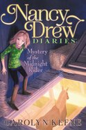 Mystery of the Midnight Rider (#03 in Nancy Drew Diaries Series)