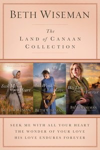 The Land of Canaan Collection (#01 in Land Of Canaan Series)