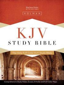 KJV Study Bible Black