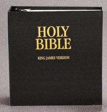 KJV Loose-Leaf Bible