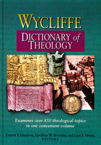 The Wycliffe Dictionary of Theology