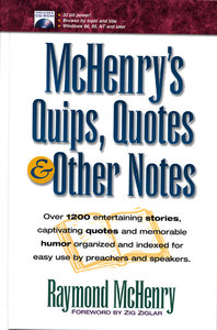 Mchenrys Quips, Quotes and Other Notes