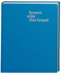 Synopsis of the Four Gospels Greek-English (Blue) (13th Ed)