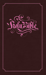 KJV Gift Bible Brown With Pink Foil Stamping